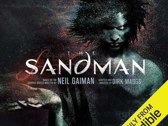 The Sandman Audio Production Comes to Life With New Art and Trailer