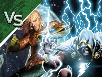 DC All Access: Aquaman vs. Shazam!