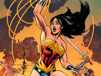Artemis Attacks: An Early Look at Wonder Woman: Earth One Vol. 3