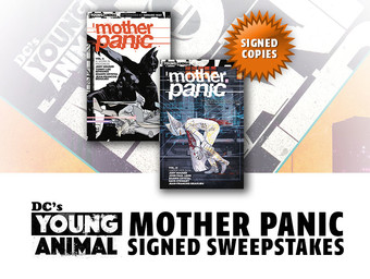 All-New Chance to Win for The Mother Panic Fans Out There!