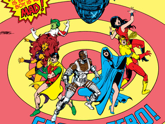 Wolfman and Perez on the Staying Power of the Teen Titans