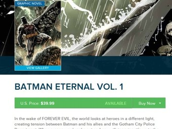 New Updates: We've Made Buying Comics a Lot Easier