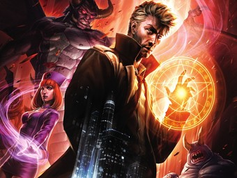 John Constantine's New Movie Gets a NYCC Premiere