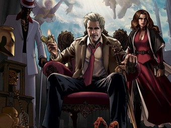 Constantine: Find the Fake
