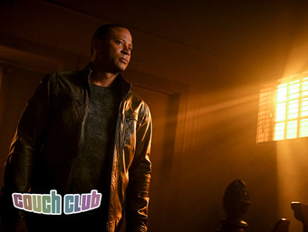 Arrow: Aspiring to be John Diggle