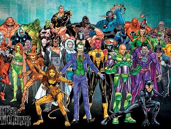 2012's Super-Villains—The Votes are In!
