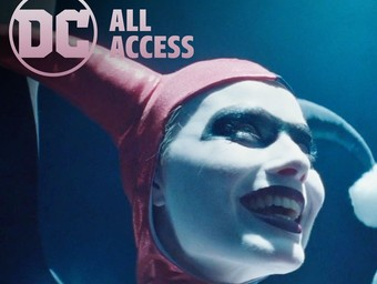 DC All Access: Win a Suicide Squad Lithograph Prize Pack