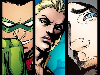 POLL: Vote for Your Favorite DC All Access Comics Clip