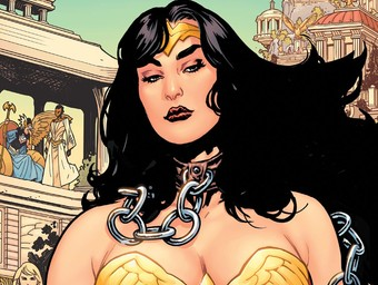DC All Access: Win a Copy of Wonder Woman: Earth One