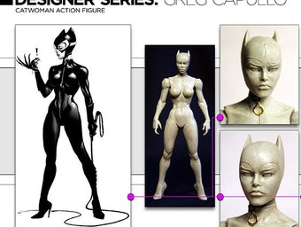 DC Comics Designer Series: From Page to Product
