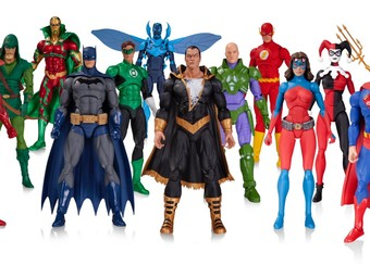 DC Collectibles Remembers The New 52