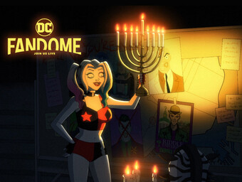 The Jewish Roots of Harley Quinn