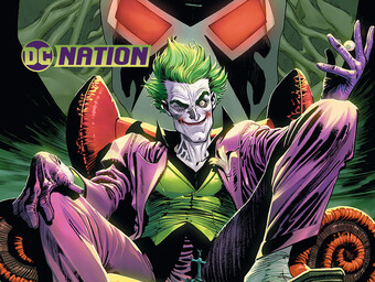 Let's See That Smile: James Tynion Makes The Joker a Star