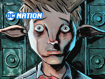 """Jeff Lemire Returns to a """"Very Different"""" Sweet Tooth"""