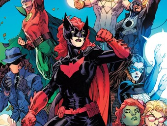 First Look: James Tynion's Beautiful Take on Batwoman