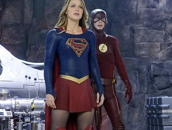 Small Screen Roundup: Miss Martian on Supergirl, Mirror Master on Flash and More
