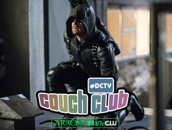 Arrow: A Zombie in Star City