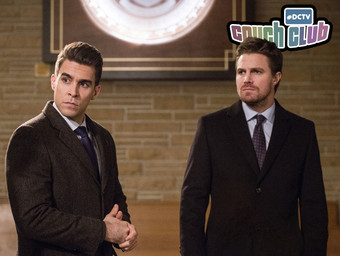 Arrow: About That Reveal...