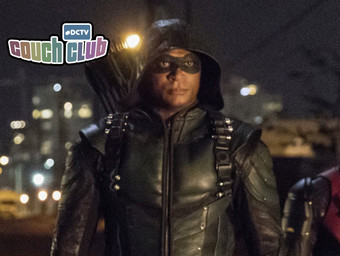 Arrow: Diggle Got His Groove Back...Or Did He?
