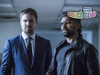 Arrow: A Pair of Bad Boys