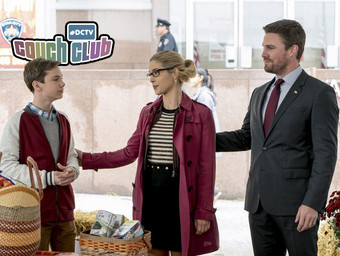 Arrow: Plenty to be Thankful For