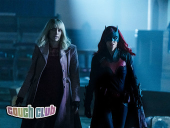 Batwoman: The Curious Relationship Between Kate and Alice