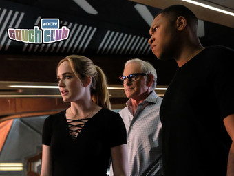 DC's Legends of Tomorrow: The Trouble with Totems