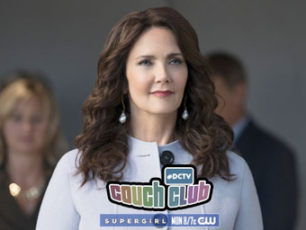 Supergirl: Meet the President