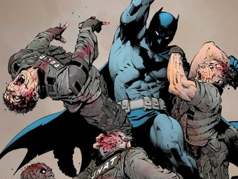 Tom Taylor's DCeased is Commentary with Teeth