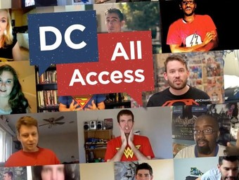 DC All Access Host Search Spotlight: Harley Salbacka
