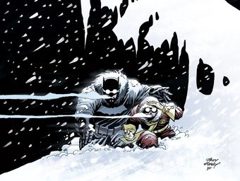 Three Things to Look for in Dark Knight III: The Master Race #3