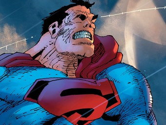 First Look: Frank Miller's Dark Knight III MinicomicWe've released covers for DARK KNIGHT III: THE MASTER RACE from the likes of Neal Adams, Lee Bermejo, Mike Allred, Tim Sale, Gary Frank and more, but you know who we haven't seen a cover illustration by yet? Frank Miller, the writer and illustrator behind the whole thing.  Well, that's about to change.