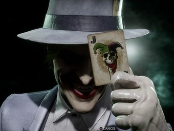 Leveling Up: Chase Chaos with the Joker in Mortal Kombat