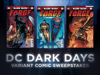 Don't Miss Out on this New Sweepstakes!