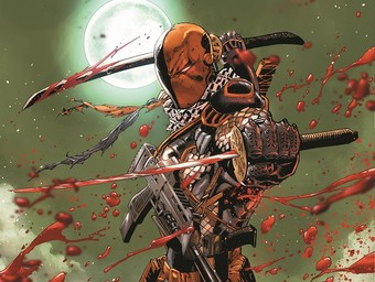 Breaking News: Deathstroke is Coming to Titans