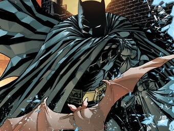 First Look: Grant Morrison and Chris Burnham Return to Batman