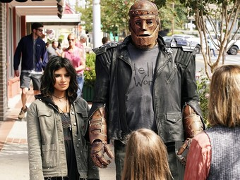 Doom Patrol: Let's Talk About Fathers and Daughters