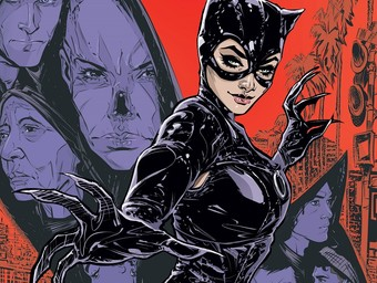 First Look: Catwoman Wakes the Dead