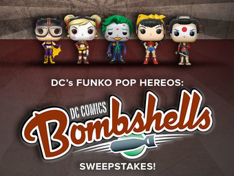 If you like to collect DC FUNKO pop figures, check this one out!