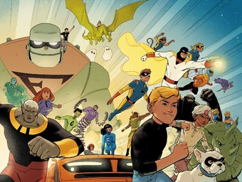 Introducing the Hanna-Barbera Book Club
