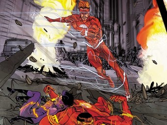 First Look: The Flash Loses the Speed Force