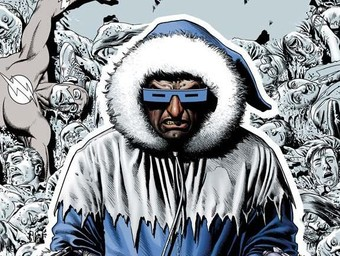 Breaking News: The Flash Casts Captain Cold