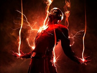 Exclusive: Get a First Look at the Newest Flash Poster