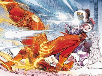 The Flash: Between Heroes and Rogues