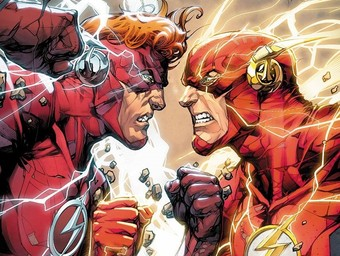 """Breaking Big: Joshua Williamson on No Justice, """"Flash War"""" and Deathbed"""