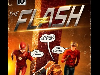 FIRST LOOK: The Flash's Jay Garrick