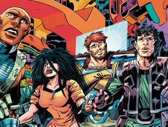 Five Things to Know about Infinity Man and the Forever People