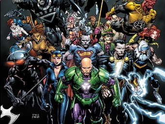 Villains Month: Bad News for Super Heroes, Good News for Retailers