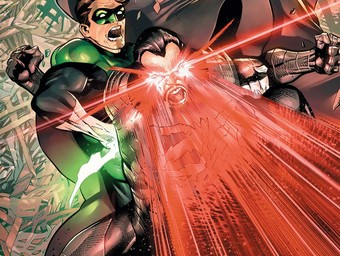 Last Light: Hal Jordan and the Green Lantern Corps' Final, Defining Mission