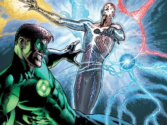 Ten Moments that Mattered: Geoff Johns Says Goodbye to Green Lantern